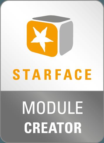 STARFACE Modul Creator