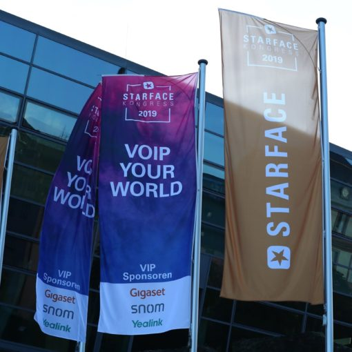 STARFACE Kongress 2019 - Eingang