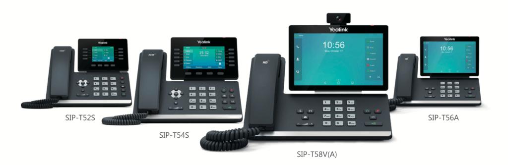 Yealink T5-Serie - VoIP Telefone