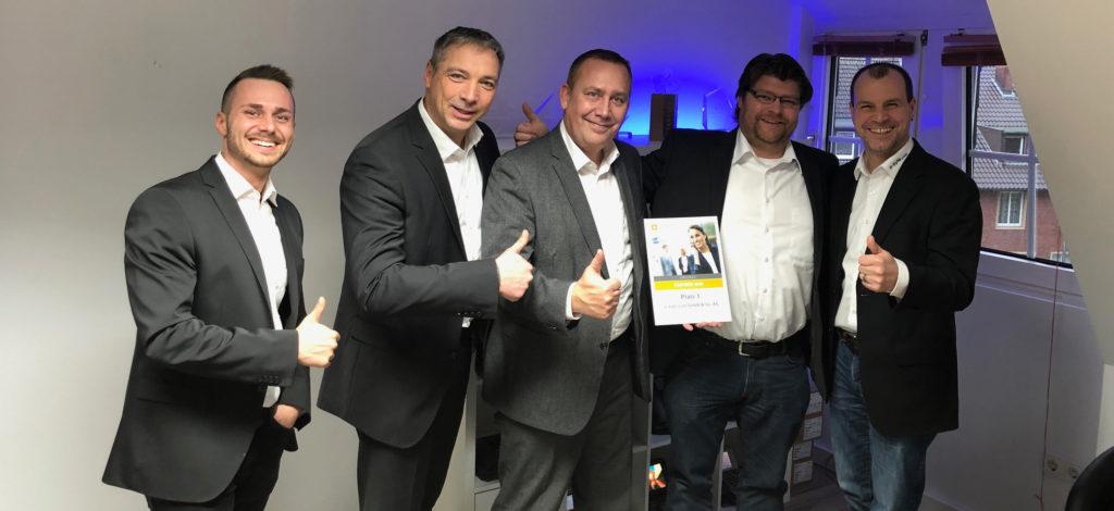 o-byte.com ausgezeichnet als bester STARFACE Partner 2019