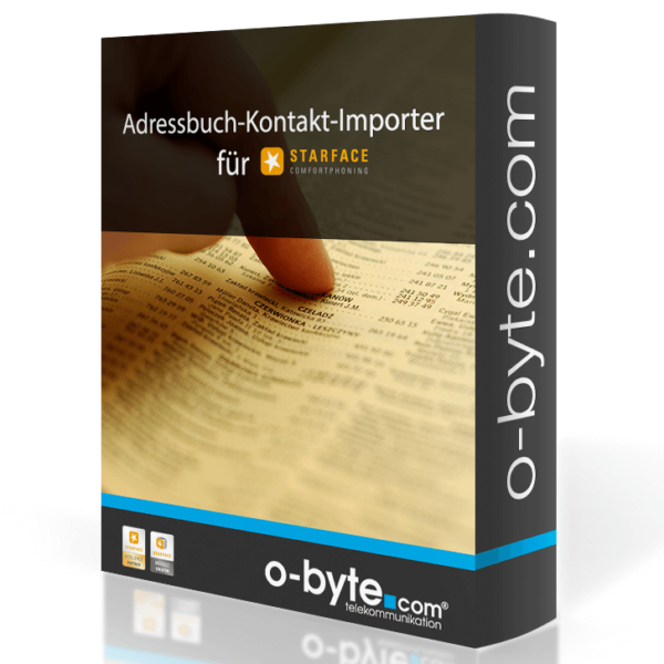 obyte - Adressbuch-Kontakt-Importer