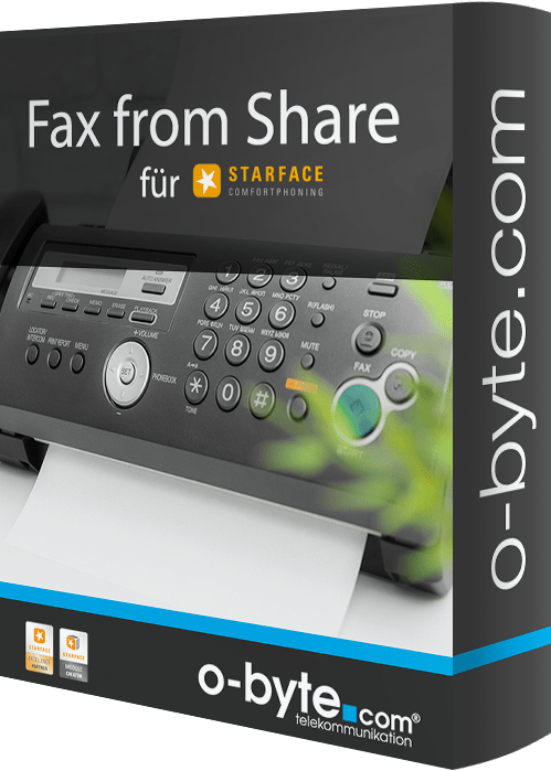 obyte - Fax from Share
