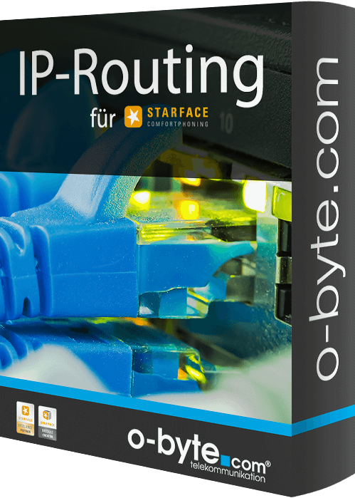 obyte - IP-Routing