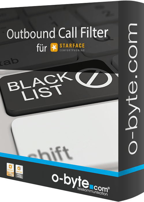 obyte - Outbound-Call-Filter