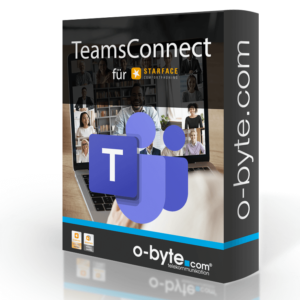 obyte - TeamsConnect für STARFACE