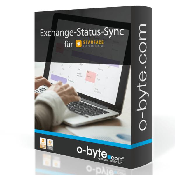 STARFACE Erweiterung - Exchange Status Sync